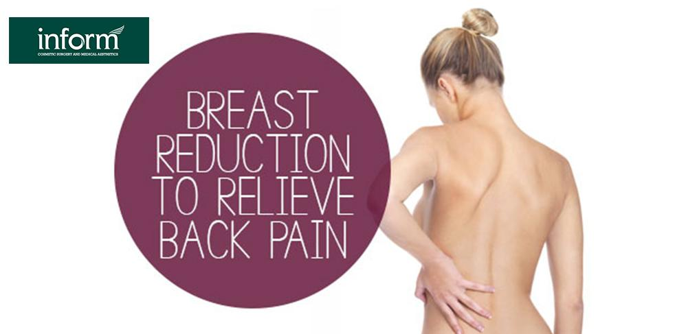 Breast Reduction to Ease Back Pain